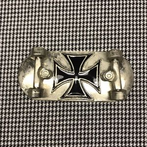 Vintage Independent Skate Belt Buckle